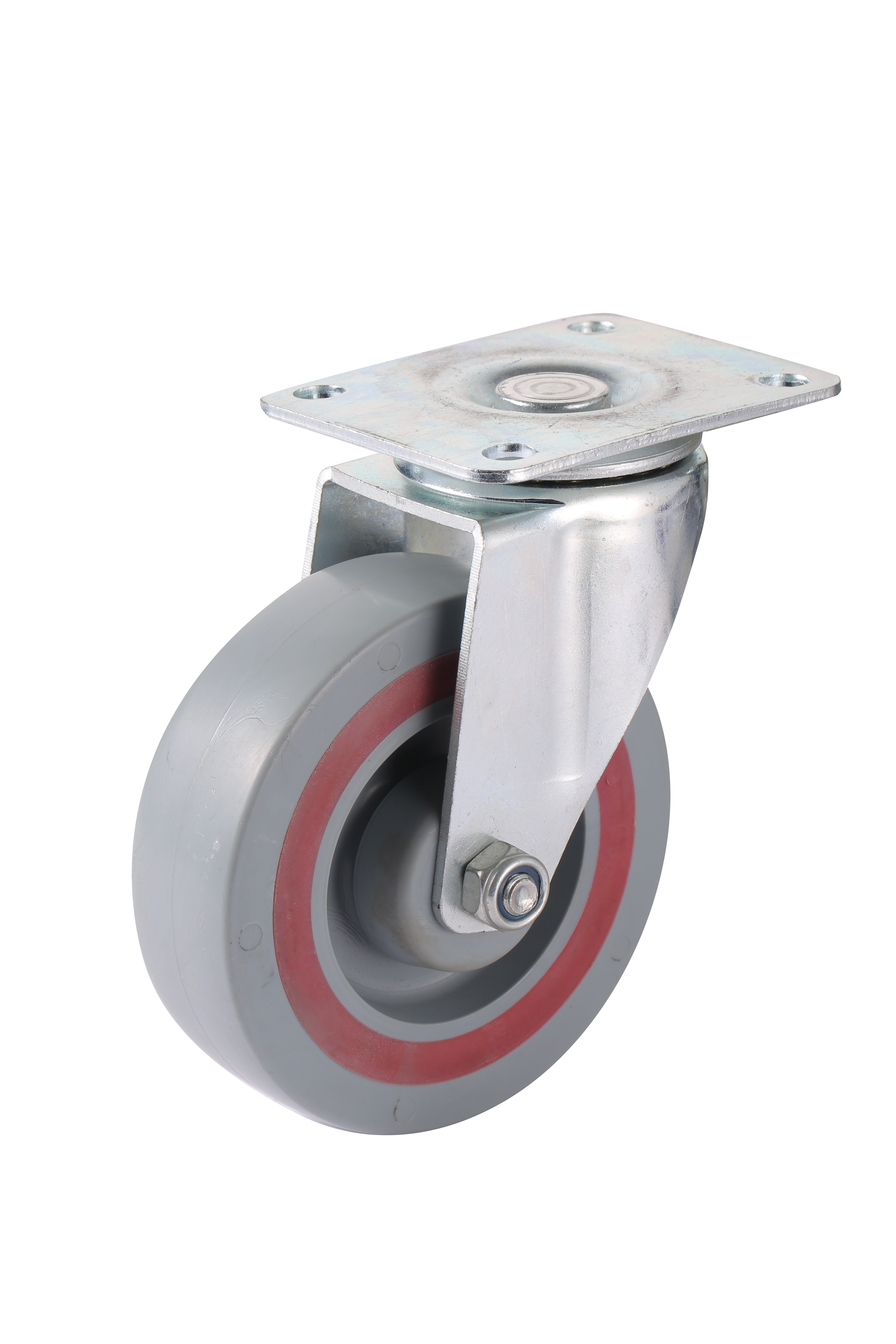 China5 inch medium sandwich swivel small casters wheels
