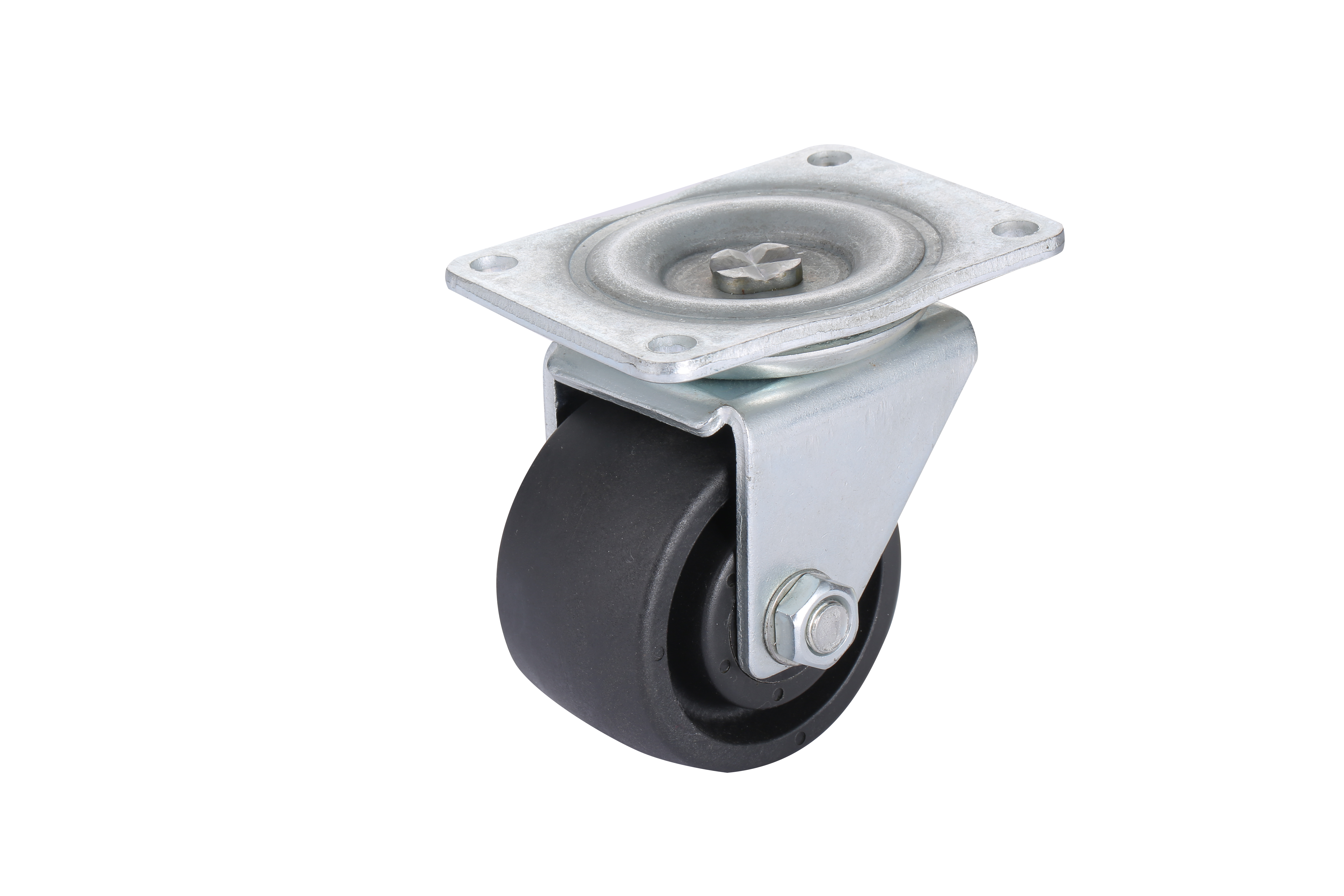 3''PA low center of gravity heavy caster wheels manufacturer